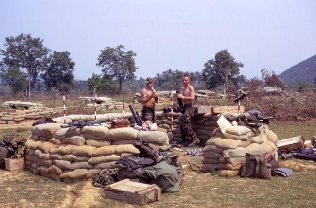 Mortar Fire Pit : B project delta