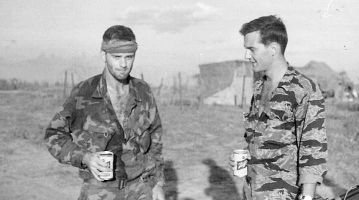 5th special forces group the carpenter brothers served together in